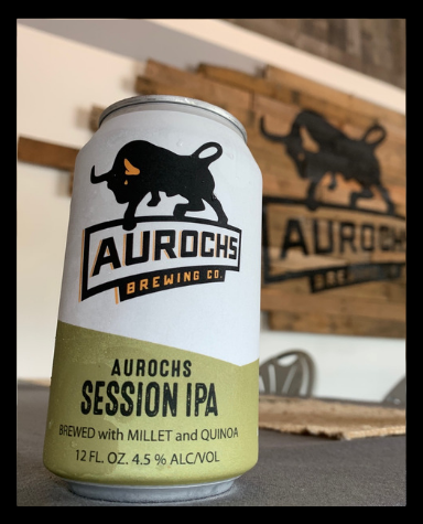 Aurochs Session IPA by Aurochs Brewing Company delivered by TapRm