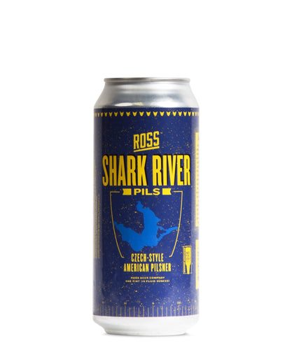 Shark River Pils - Ross Brewing Co Delivered By TapRm