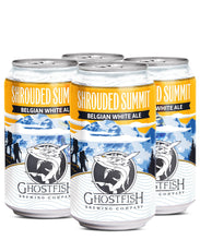 Load image into Gallery viewer, Shrouded Summit Belgian White Ale - Ghostfish Brewing Company Delivered By TapRm