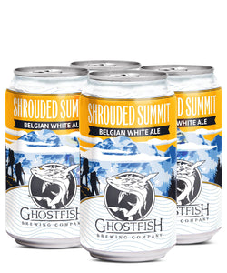 Shrouded Summit Belgian White Ale - Ghostfish Brewing Company Delivered By TapRm