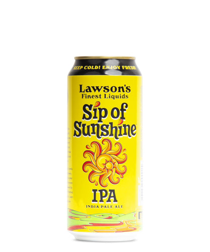 Sip of Sunshine IPA - Lawsons Finest Liquids Delivered By TapRm