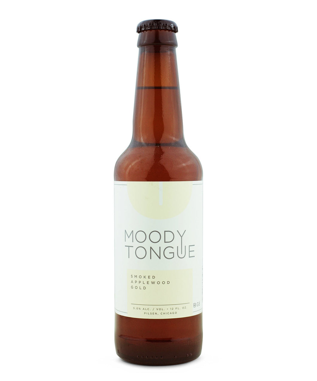 Smoked Applewood Gold - Moody Tongue Brewing Company Delivered By TapRm