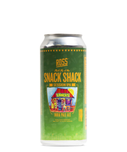 Snack Shack Session IPA - Ross Brewing Co Delivered By TapRm