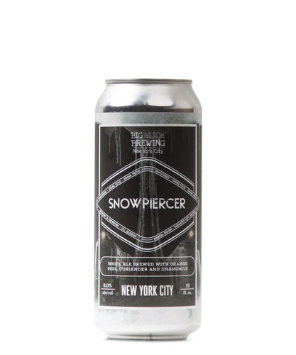 Snowpiercer - Big aLICe Brewing Co Delivered By TapRm