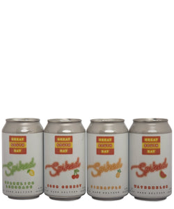 """Spiked"" Hard Seltzer Variety 12pk - Great South Bay Brewery Delivered By TapRm"