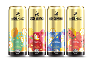 Spiked Lemonade Variety Pack - Crook and Marker Delivered By TapRm