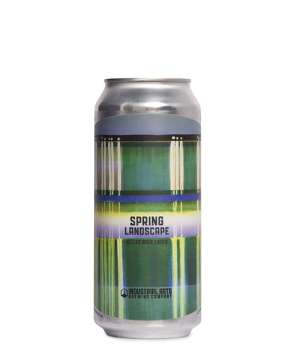 Spring Landscape - Industrial Arts Brewing Company Delivered By TapRm