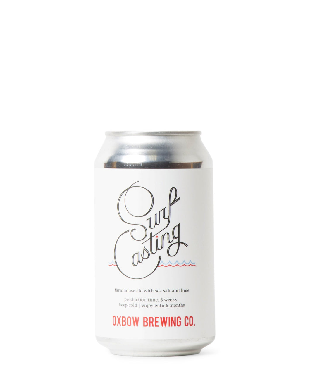 Surfcasting - Oxbow Brewing Company Delivered By TapRm