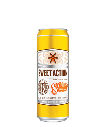 Sweet Action - Sixpoint Brewery Delivered By TapRm