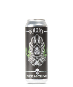 Thick As Thieves - Ghost Brewing Company Delivered By TapRm