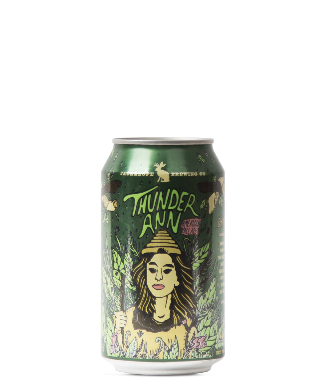 Thunder Ann - Jackalope Brewing Company Delivered By TapRm