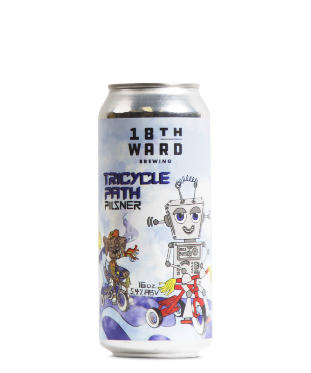 Tricycle Path Italian Pils - 18th Ward Brewing Delivered By TapRm