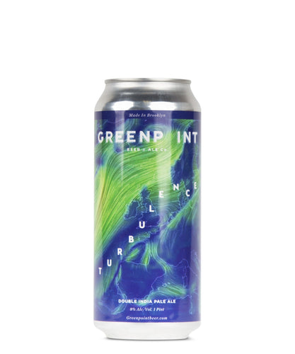 Turbulence - Greenpoint Beer Ale Co Delivered By TapRm