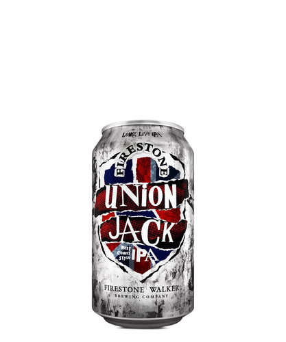 Union Jack - Firestone Walker Brewing Company Delivered By TapRm