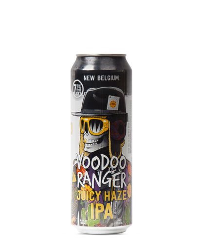 Voodoo Juicy Hazy IPA 19.2oz - New Belgium Brewing Delivered By TapRm