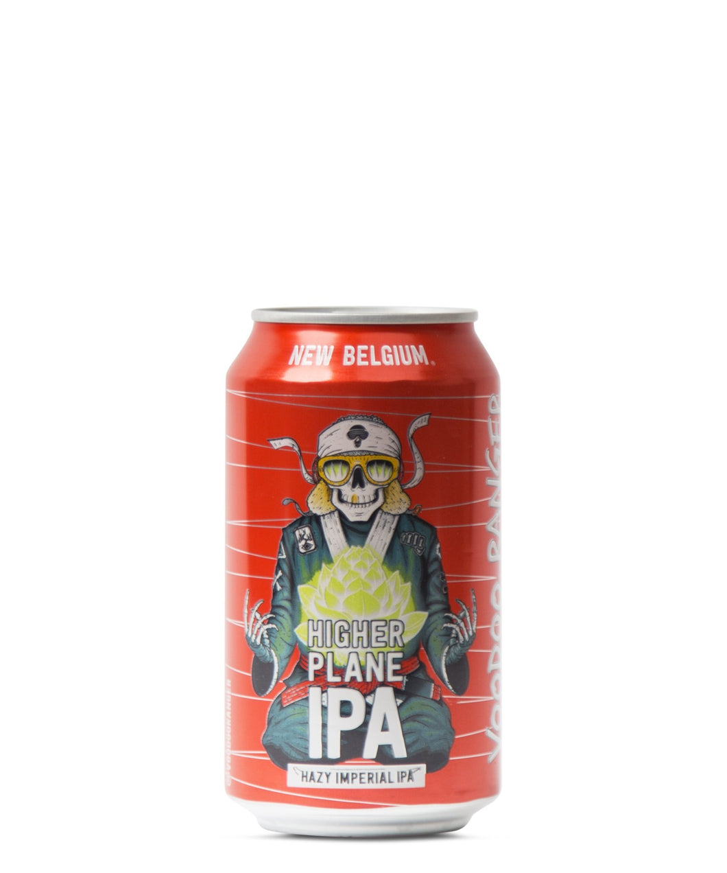 Voodoo Ranger Higher Plane IPA - New Belgium Brewing Delivered By TapRm