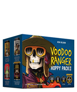 Voodoo Ranger Hoppy Variety 12 Pack - New Belgium Brewing Delivered By TapRm