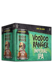 Load image into Gallery viewer, Voodoo Ranger Imperial IPA 12 Pack - New Belgium Brewing Delivered By TapRm