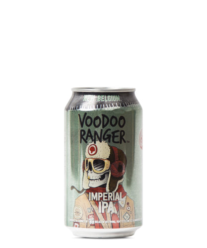 Voodoo Ranger Imperial IPA 12 Pack - New Belgium Brewing Delivered By TapRm