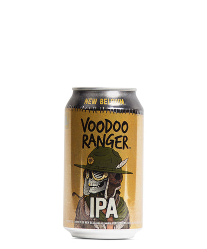 Voodoo Ranger IPA 12 Pack - New Belgium Brewing Delivered By TapRm