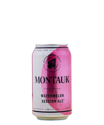 Watermelon Session Ale - Montauk Delivered By TapRm