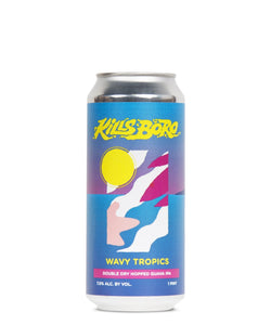 Wavy Tropics - Kills Boro Brewing Company Delivered By TapRm