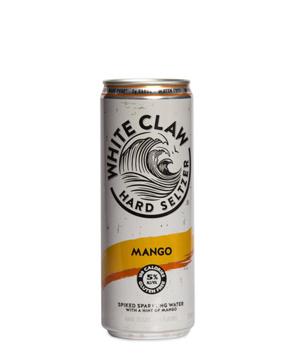 White Claw Mango - White Claw Delivered By TapRm