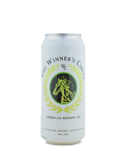 Winner's Circle American Session Ale - Winners Circle Delivered By TapRm