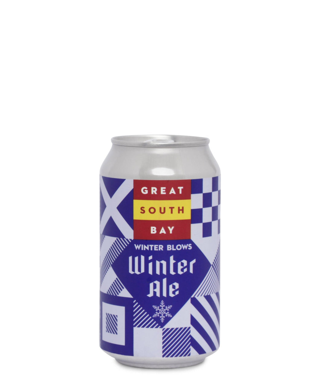 Winter Blows - Great South Bay Brewery Delivered By TapRm
