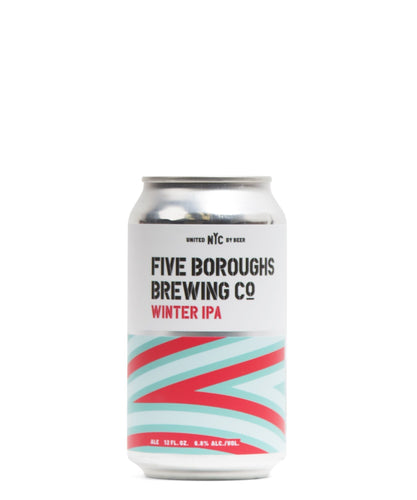 Winter IPA - Five Boroughs Brewing Co Delivered By TapRm