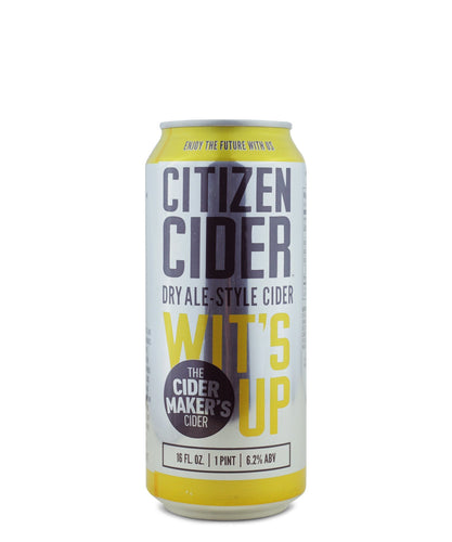 Wit's Up - Citizen Cider Delivered By TapRm