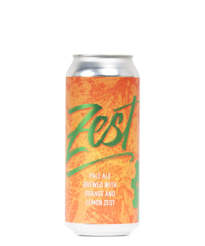Zest Pale Ale - Hoboken Brewing Company Delivered By TapRm