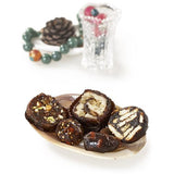 Ambrosia Delicatessen Assortment of Five Crushed Date Varieties - 100 gms
