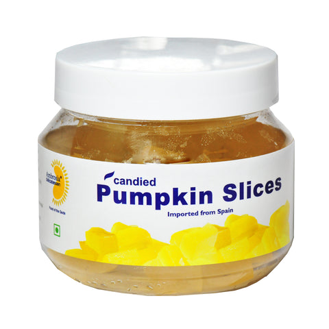 Candied Pumpkin Slices