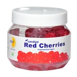 Candied Red Cherries