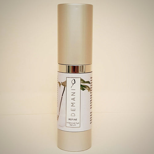 Demani Skincare Refine Under eye undereye serum