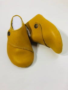 Voetstappies baby leather KIDS Shoes