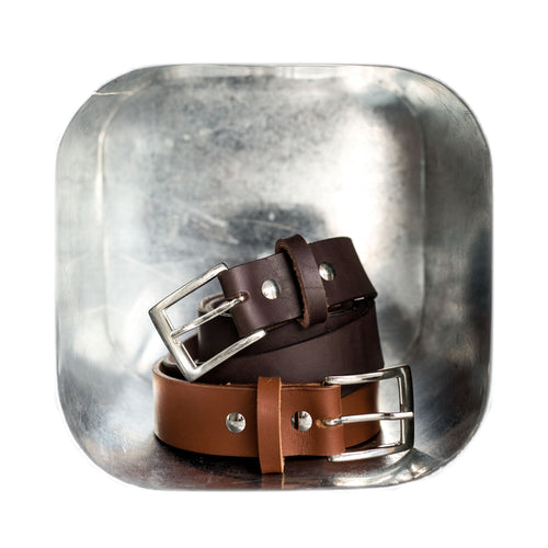 Leather Belt Men