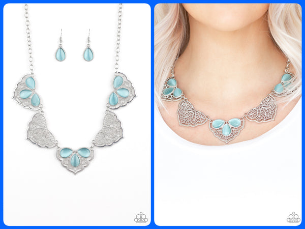 East Coast Essence Blue Necklace