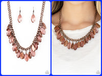 Fringe Fabulous - Copper