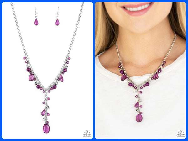 Crystal Couture - Purple