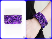 Starry Sequins - Purple