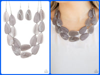 Colorfully Calming - Silver