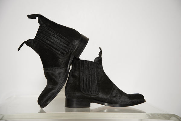 Chelsea Girl Boot: Calf Hair