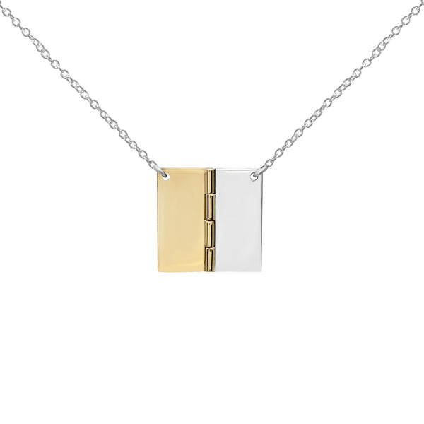 Hinge Necklace