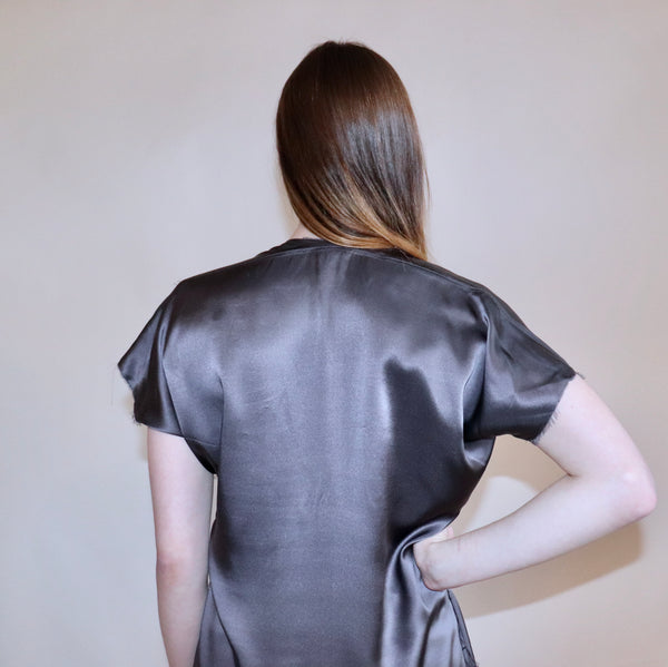 Anthracite Silk Empty Top