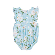 Load image into Gallery viewer, Ruffle Sunsuit-Magnolia