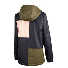 Load image into Gallery viewer, Women's New Englander Color Block Rain Jacket