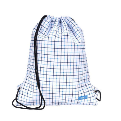 Old School Drawstring Backpack