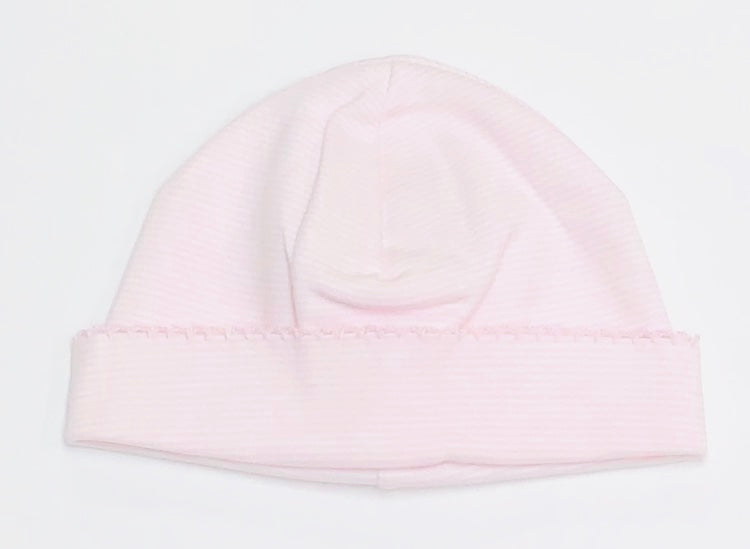 Striped Pima Cotten Caps